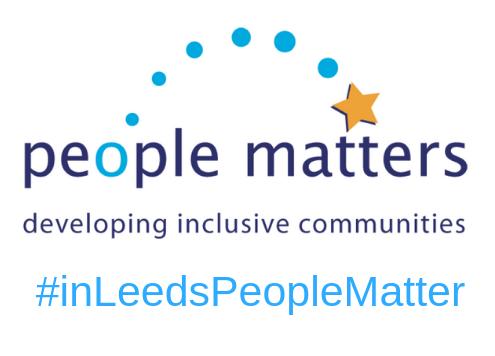 People Matters Leeds
